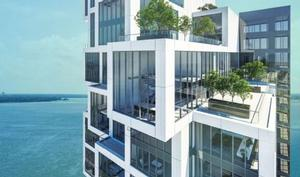Real-estate investment worth more than $100 million on Nuns' Island - Launch of Symphonia POP, an inspired and unique architectural design