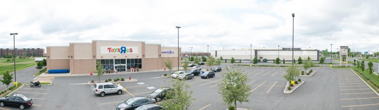Centre Commercial M 233 Ga Centre Drummondville Groupe De