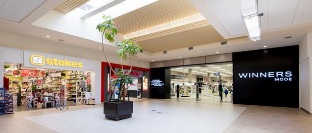 Shopping Center Carrefour Du Nord Ouest Westcliff Group