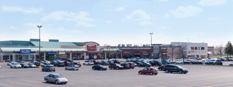 Centre Commercial Complexe Pointe Claire Groupe De