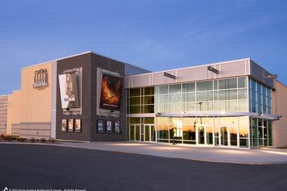 Drummondville, Cinema, QC